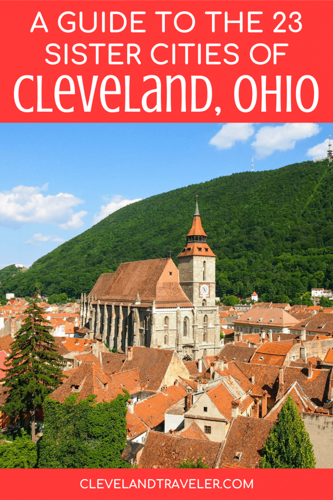 Get to know Cleveland's 23 Sister Cities