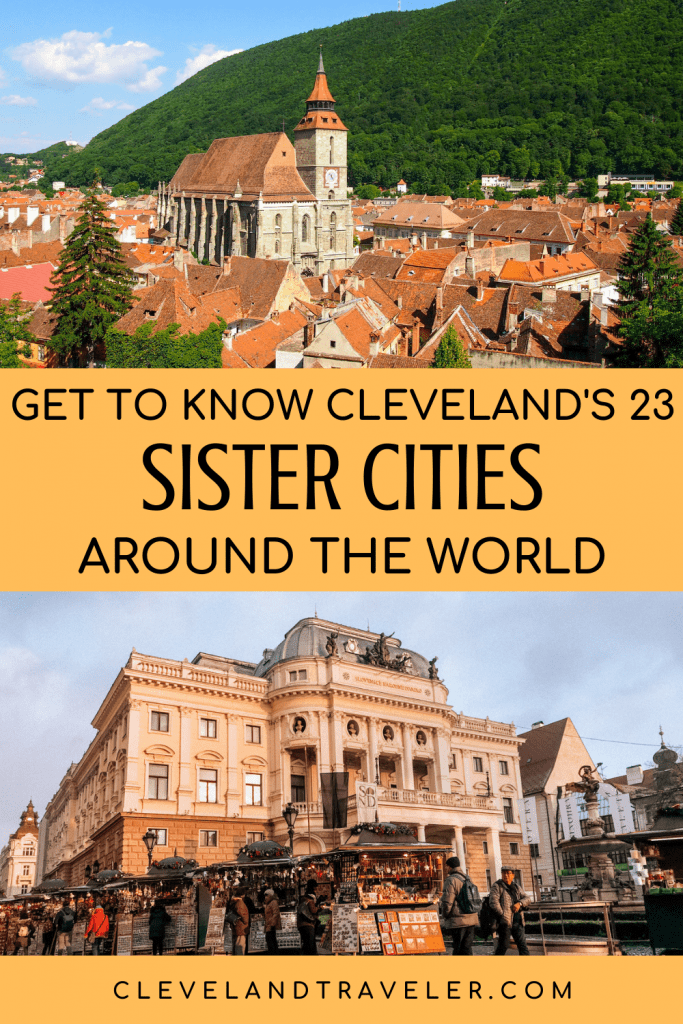 The Sister Cities of Cleveland, Ohio