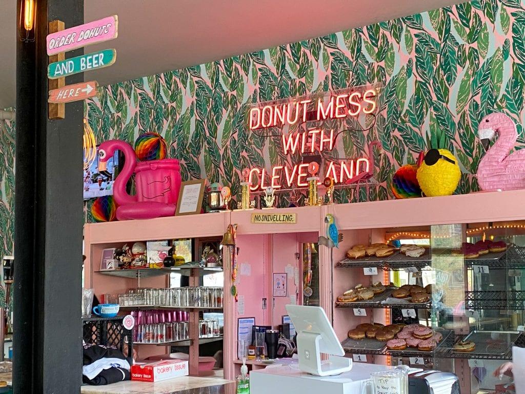 Brewnuts shop