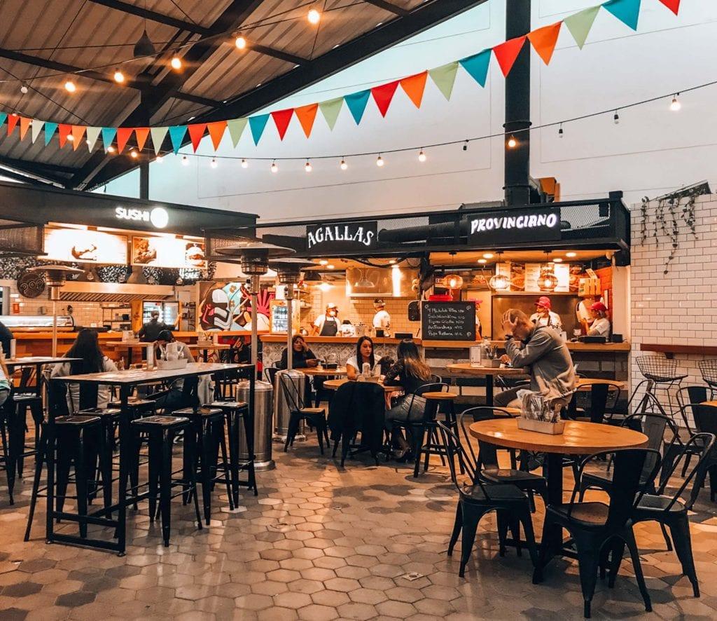 Mercado 28 in Lima, Peru
