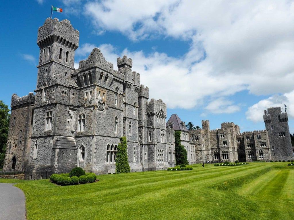 Ashford Castle in Ireland