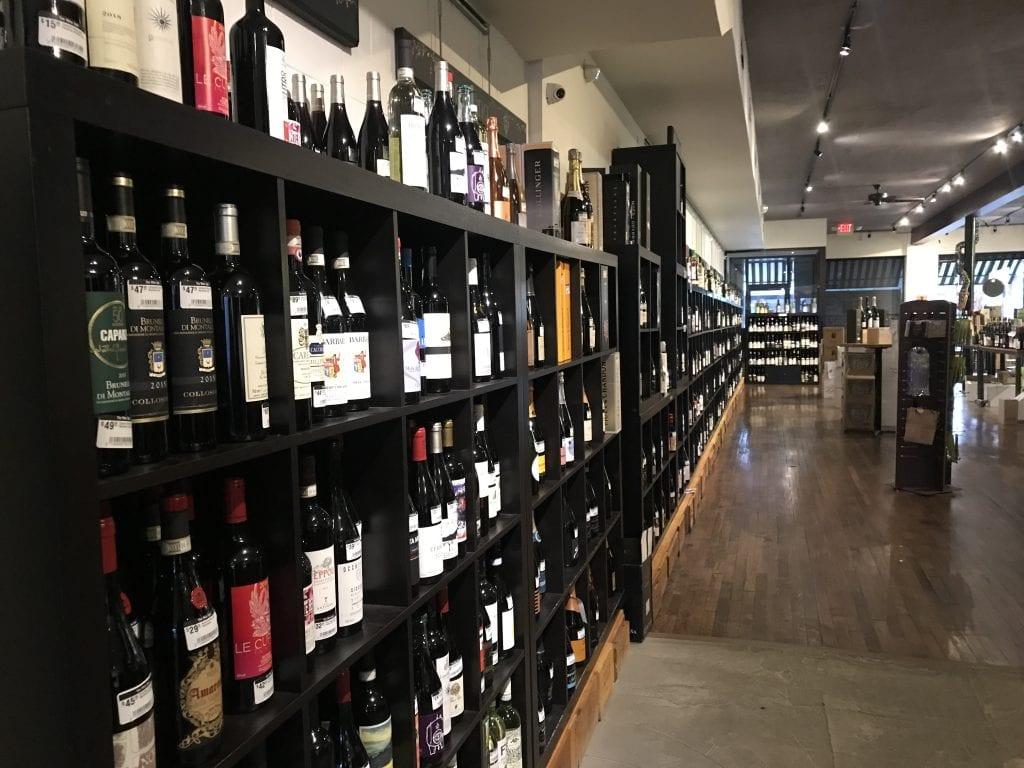 Wine Spot private shopping