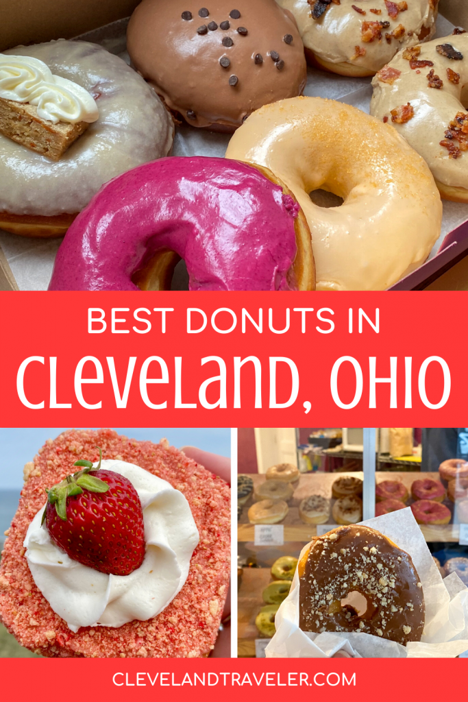 Where to find the best donuts in Cleveland