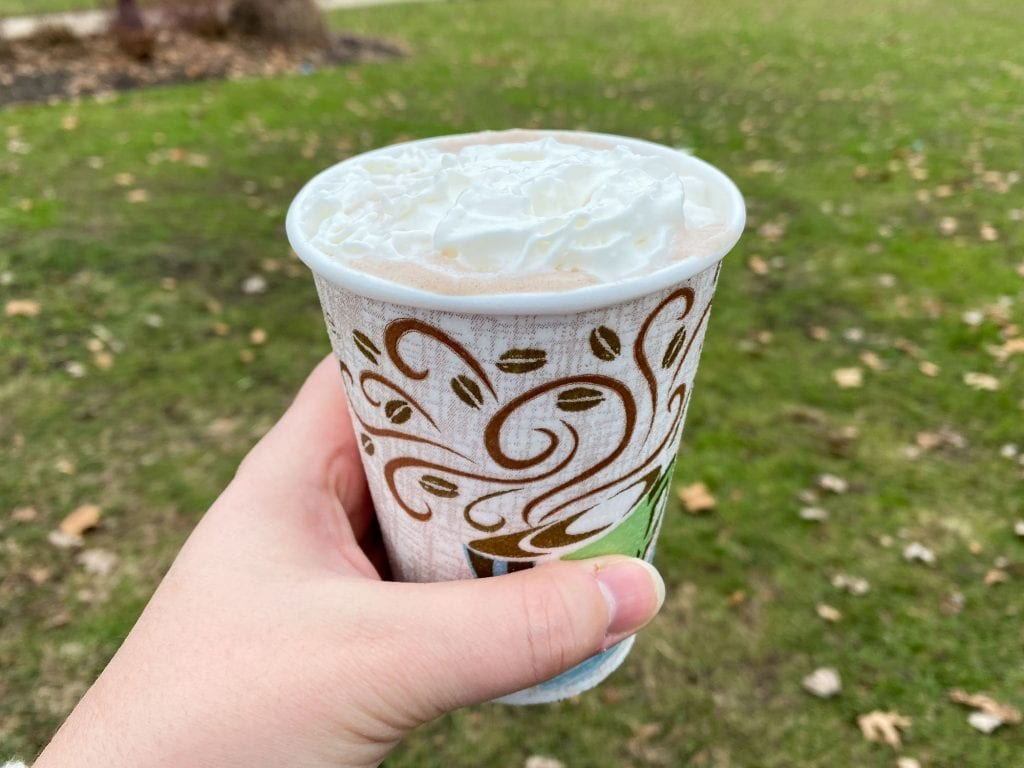 Civilization hot chocolate