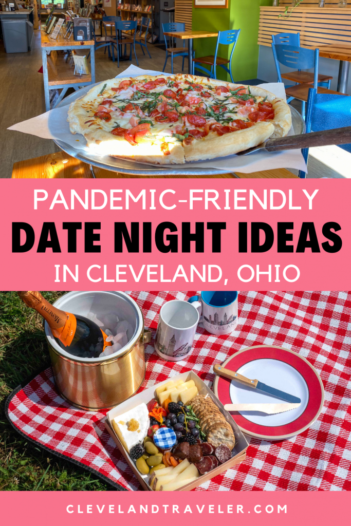 Pandemic-friendly date night ideas in Cleveland