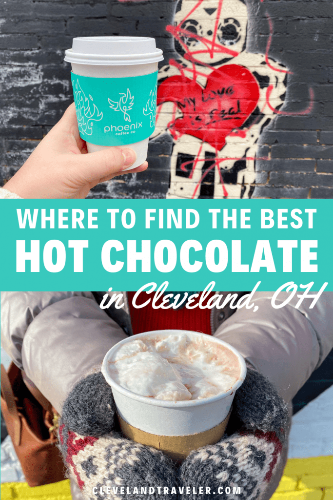 Where to find the best hot chocolate in Cleveland