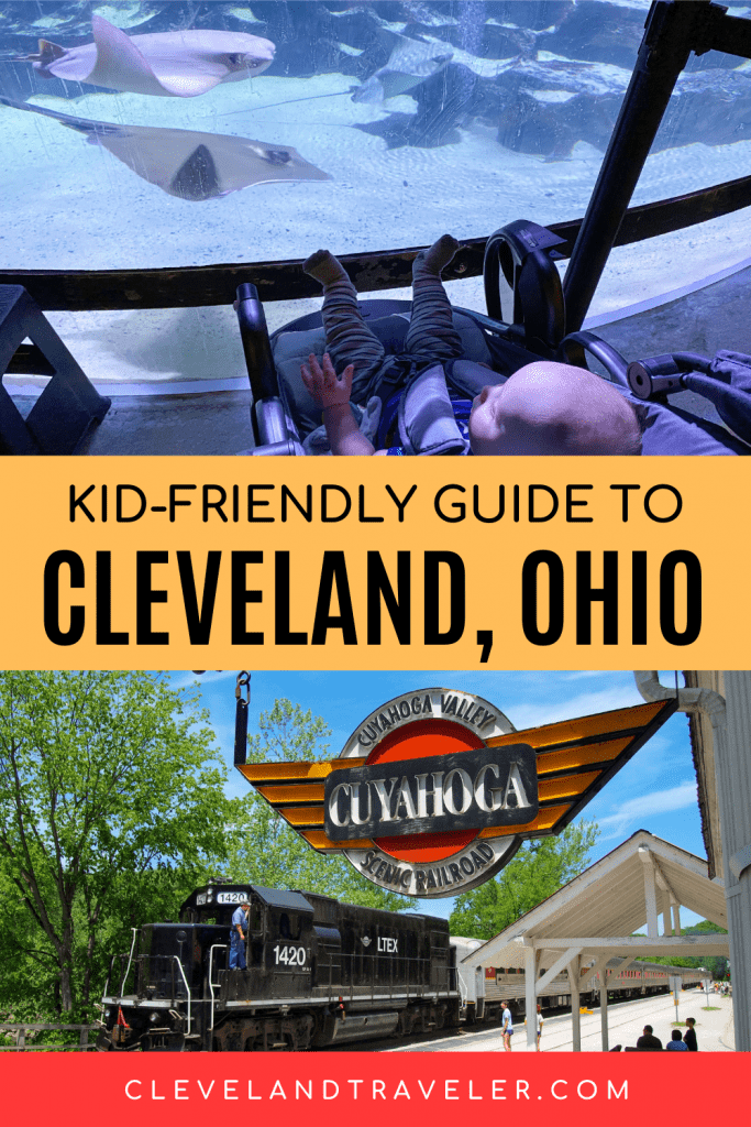 Kid-friendly guide to Cleveland