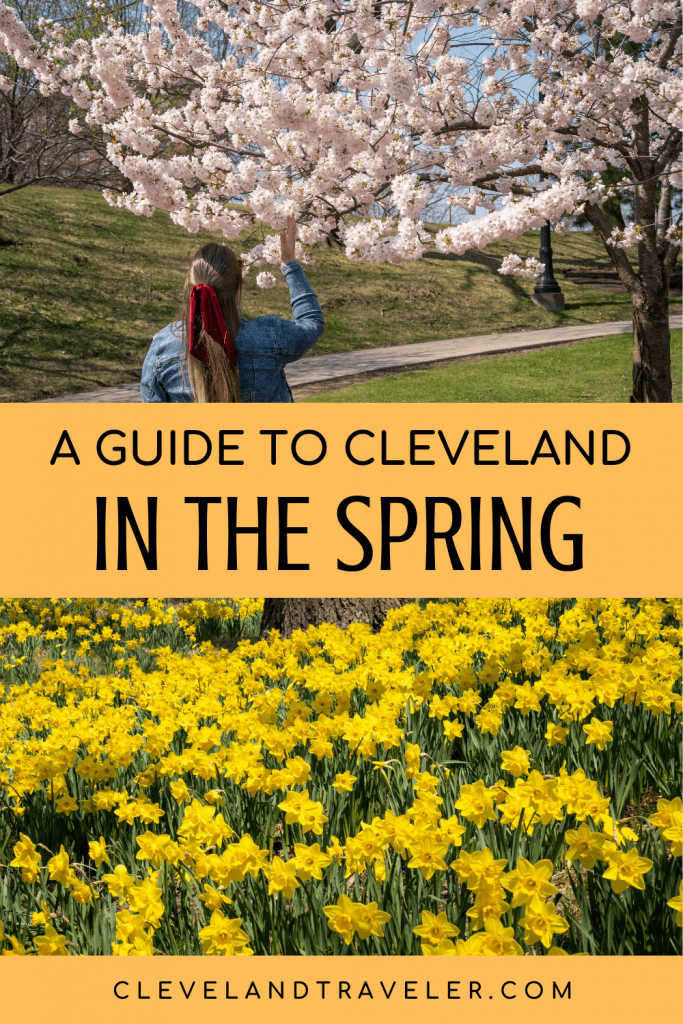 A guide to Cleveland in spring