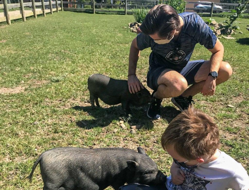 Happy Trails Farm Animal Sanctuary