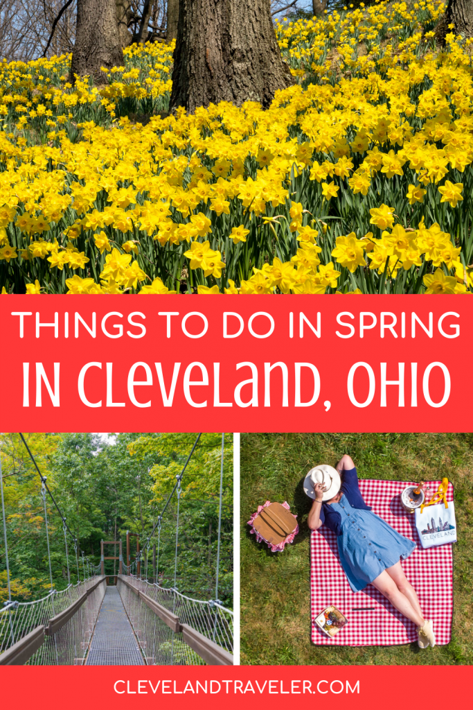 Things to do in Cleveland in spring