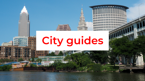 City guides to Cleveland